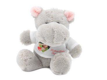Hipopotam Walentynki Urodziny Roczek Twój Nadruk