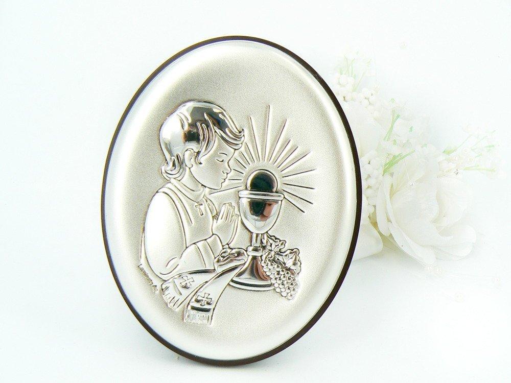 Obrazek Chłopiec Pamiątka I Komunii św. DEDYKACJA
