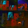 Lampka szczęśliwy króliczek USB Prezent 3