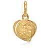 Medalik z Matką Boską Częstochowską p.333 na Chrzest z Grawerem 3