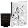 Obrazek Anioł Stróż z modlitwą 13 x 18 cm Pamiątka Chrztu Grawer 1