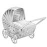 Skarbonka dla dziecka wózek - prezent na Chrzest, Baby Shower, Roczek | z Grawerem 4