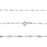 Srebrny medalik z Matką Boską Częstochowską z łańcuszkiem / serce / pr. 925 / z Grawerem i Dedykacją 6