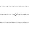 Zestaw: srebrny medalik z łańcuszkiem - pozłacana Matka Boska Częstochowska / Grawer / Chrzest Św. / I Komunia Św./ pr. 925 / nieb. 7