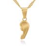 Złoty medalik z Matką Boską pr. 585 Pamiątka Grawer Chrzest 3