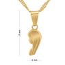 Złoty medalik z Matką Boską pr. 585 Pamiątka Grawer Chrzest 4